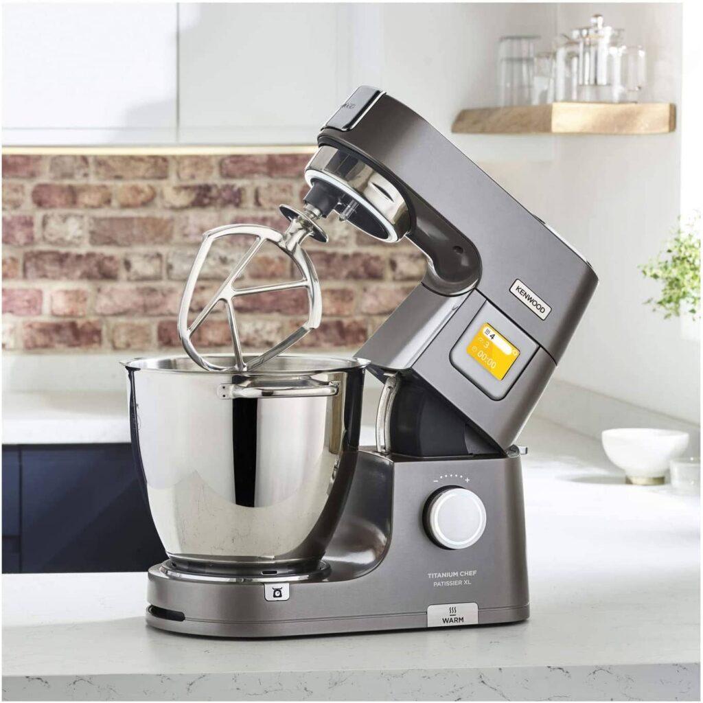avis final sur le robot de pâtisserie Kenwood Titanium Chef Pâtissier XL