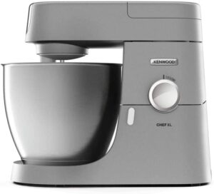 Avis et test Kenwood Chef XL KVL4110S, Robot Pâtissier