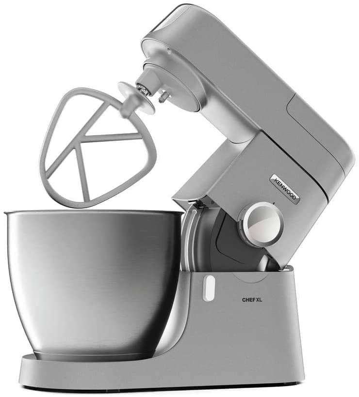 Design du robot pâtissier Kenwood