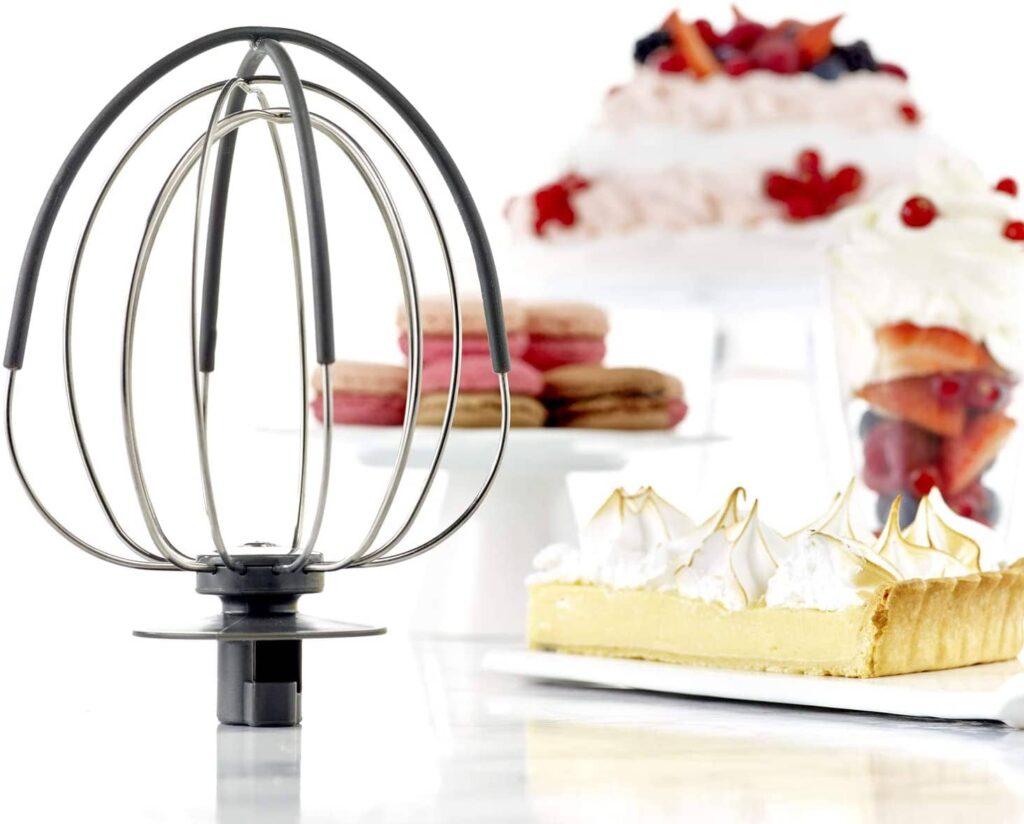 fouet du Robot Pâtissier Moulinex Masterchef Gourmet 1100W