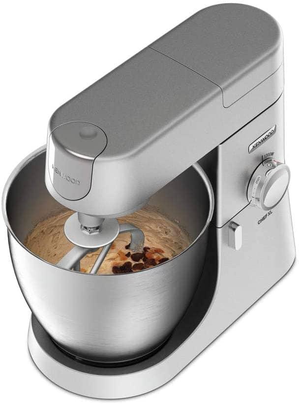 Fonction et performances du robot pâtissier Kenwood Chef XL KVL4110S