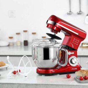Fiche technique du robot de cuisine multifonction Fimei