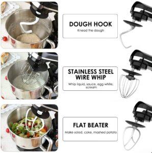 Accessoires du robot pâtissier Fimei 1000w