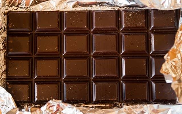 Pourquoi le chocolat est-il sec ?