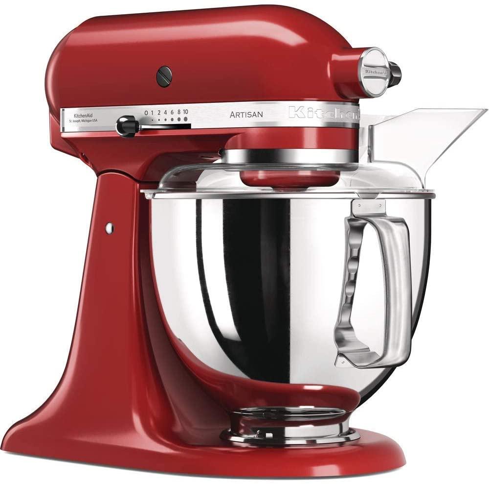 KitchenAid Artisan rouge