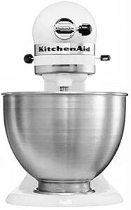 face avant du robot patissier KitchenAid Classic 5K45SSEWH