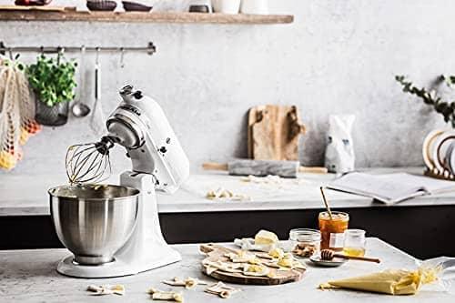 Notre avis sur le robot pâtissier Classic de Kitchenaid