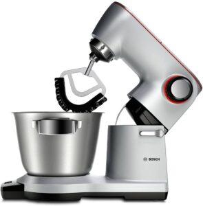 Bosch MUM9D33S11 Robot Optimum avec bol mélangeur en acier inoxydable