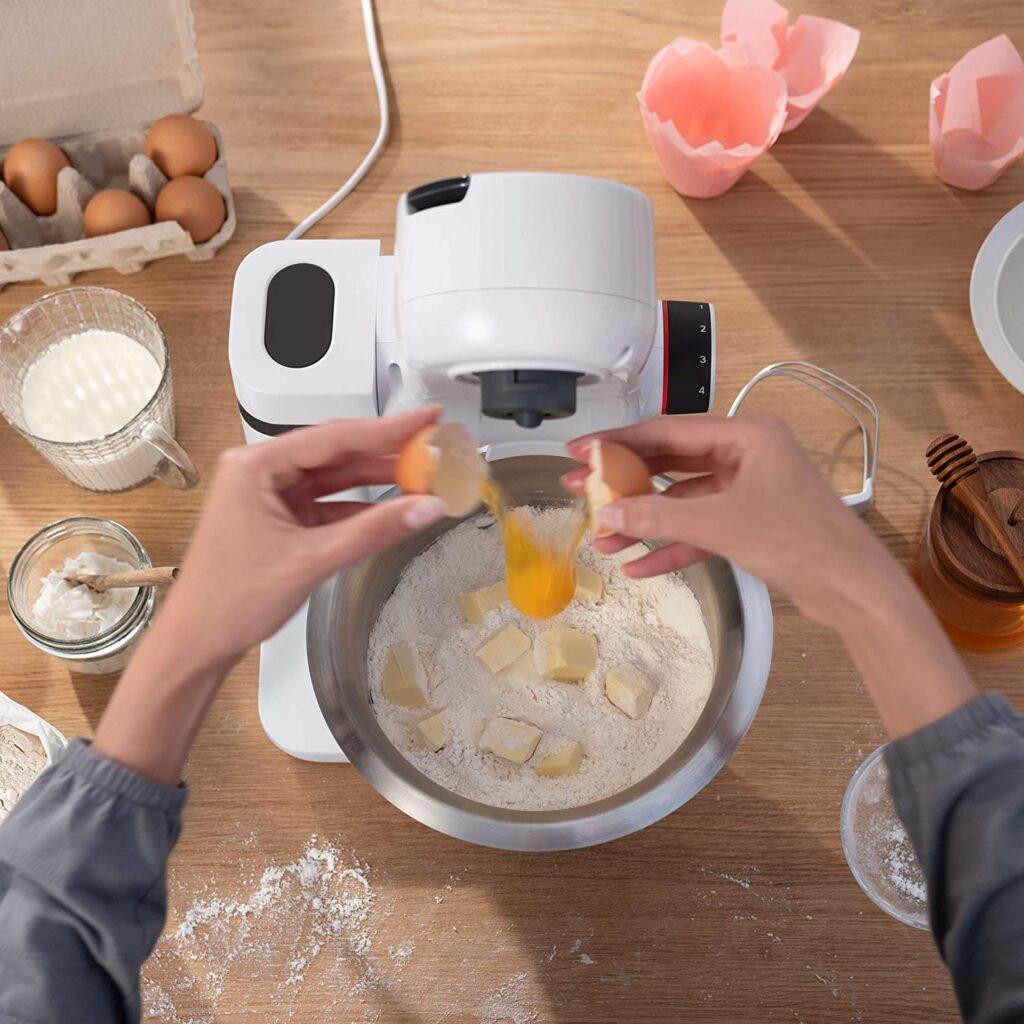 Robot pâtissier Bosch Préparation pâtes