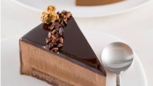 Entremet Chocolat-Café : Ingrédients et réalisation de cette recette gourmande