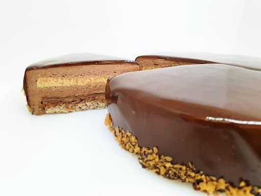 Ingrédients Entremet Chocolat-Café